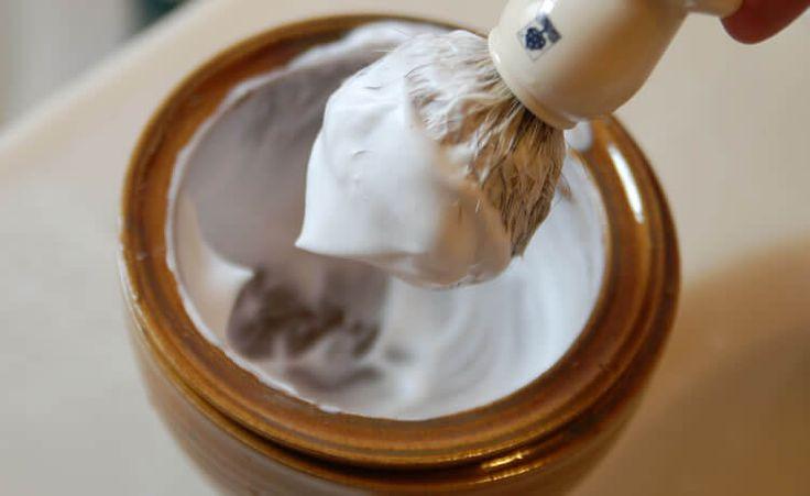 Faça você mesmo: quatro receitas caseiras de creme de barbear