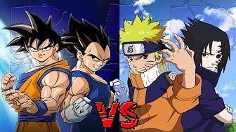 Goku vs Naruto. Épicas Batallas de Rap del Frikismo | Keyblade ft. Mediyak - YouTube