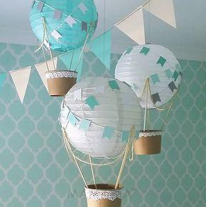 die besten 17 ideen zu ballon dekoration auf pinterest | taufe, Hause ideen