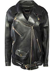 Кожаная куртка от Alexandre Vauthier