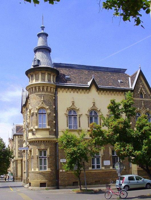 Szeged. Hungary