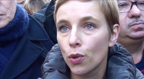 Clémentine Autain : « Nous voulons mener la campagne de Jean-Luc Mélenchon dans un cadre commun, large et pluraliste » | L'Humanité