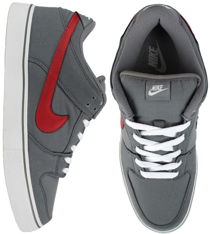 nike 6 0 skate shoes. nike 6.0 dunk low lr canvas shoes - cool grey/varsity red-white $71.00 6 0 skate n