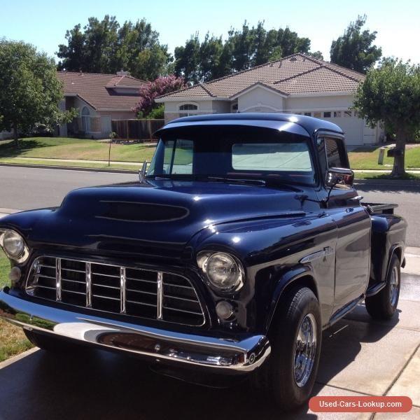 1955 Chevrolet Other Pickups #chevrolet #otherpickups #forsale #unitedstates