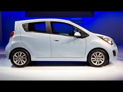 2014 Chevrolet Spark EV - Get more news, photos and videos from the 2012 LA Auto Show from Edmunds.com