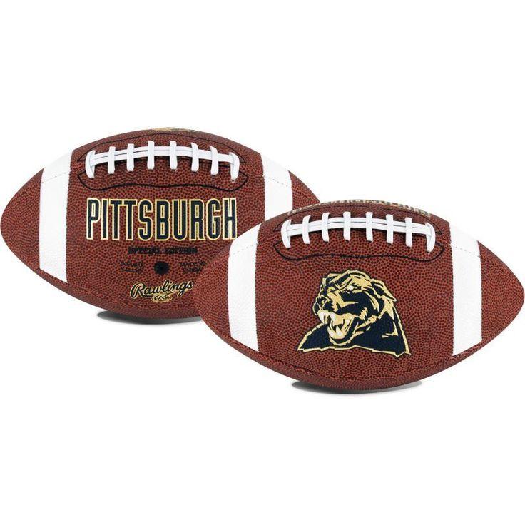 Rawlings Pitt Game Time Full-Sized Football, Team