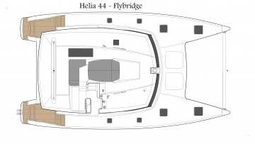 Caribbean Multihulls - Fountaine Pajot Helia 44 Evolution for sale - Caribbean Multihulls