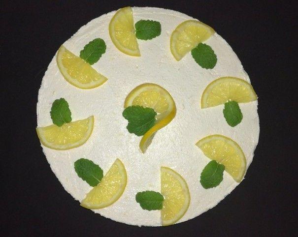 Sütés nélküli citromtorta Recept képpel - Mindmegette.hu - Receptek