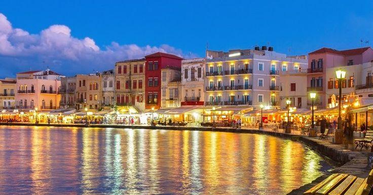 Passeios românticos em Creta   Grécia #Creta #Grécia #europa #viagem