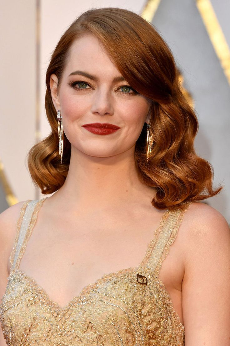 Emma Stone Wears One of Riccardo Tisci's Last Givenchy Designs to the Oscars