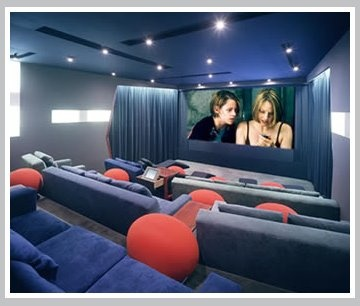 140 Best Home Theaters Images On Pinterest | Movie Rooms, Tv Units And  Architecture