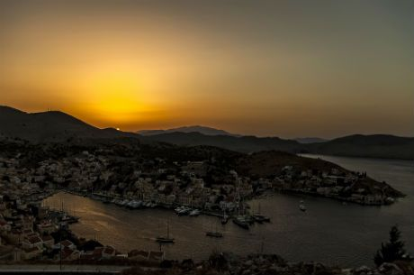 Why getting to Symi is an Odyssey: Jon Ryan's photo diary   Central Somerset Gazette