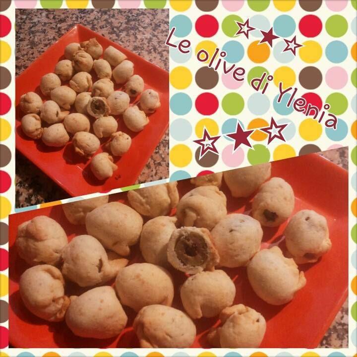 Olive in pasta brisè