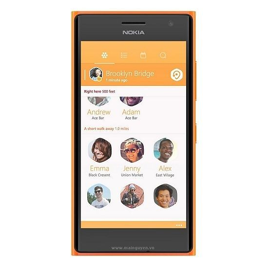 Thay ic nguồn nokia lumia 735 vô nước