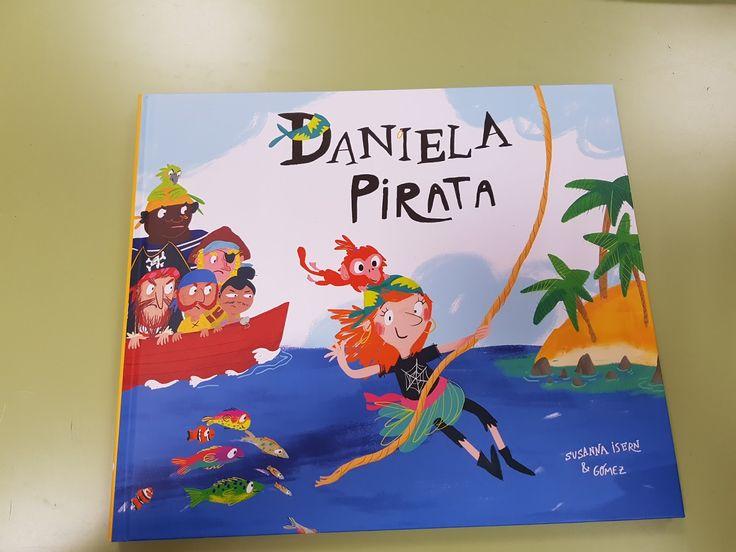 Daniela tiene un sueño: convertirse en pirata. Es lo que siempre ha deseado. Y además también tenía claro que barco quería controlar: e...