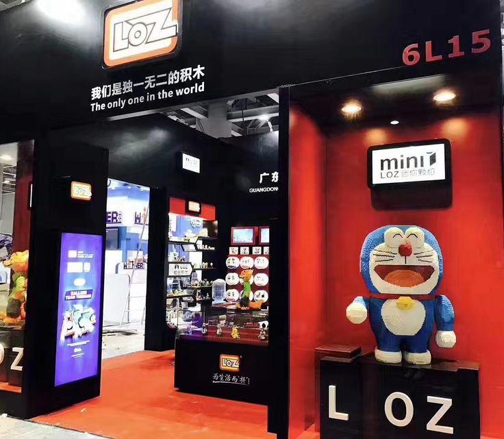 Warmly welcome you to visit us in Guangzhou  Fair !Booth:6L15 Date:2017.4.8-4.10 !Follow us on Fb:www.facebook.com/lozgroup (wholesale contact :sale@lozideas.com) #lozblock #miniblock #bricktoy#nanoblock #mini #figure #toy #diy #minifigure #game #diy #buildingblock  #LEGO #doraemon  #nanoblock #LEGO #toyfair #toy #gift #miniblock #cartoon #loz #diamondblock