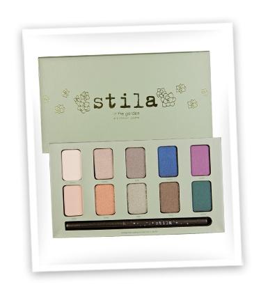 Stila's in the garden palette: Stila Eyeshadows, Dreamy Eye, Amazing Colors, Colors Books