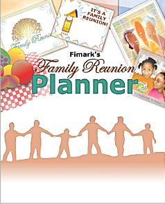 Family Reunion Ideas Checklists Books and Apps