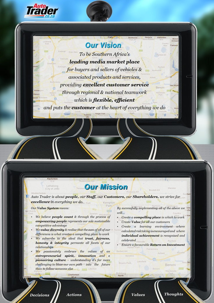 Auto Trader New Mission & Vision