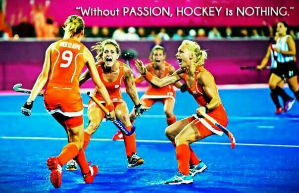 Without passion, hockey is nothing