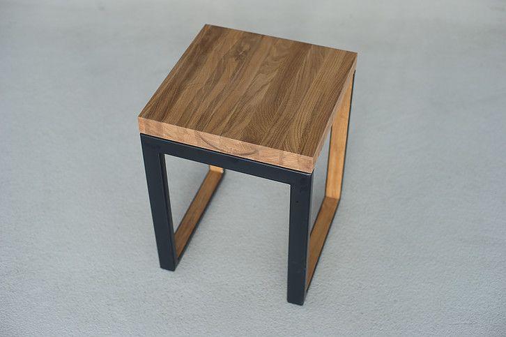 Kwadroforma OAK TABLE TOP, STEEL