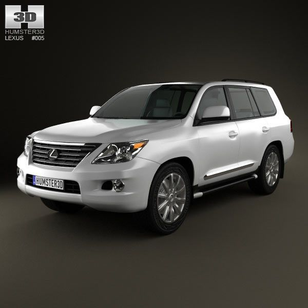 Awesome Lexus: Lexus LX 570 (J200) 3d model from humster3d.com. Price: $75...  Lexus 3D Models Check more at http://24car.top/2017/2017/04/04/lexus-lexus-lx-570-j200-3d-model-from-humster3d-com-price-75-lexus-3d-models/