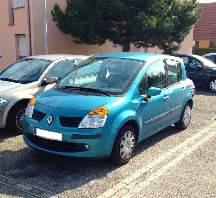 La Renault Modus de Clotaire vous attend dans le Bas-Rhin !