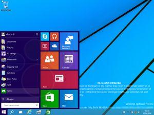 Windows 9'un Masaüstü Sızdı | Pc Webim