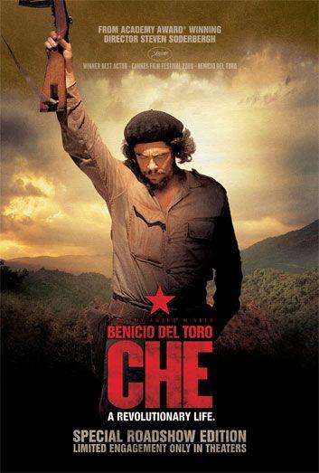 Movie on Che Guevara..One of my idol.