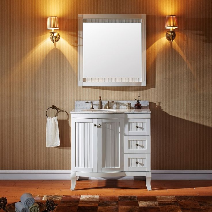 Contemporary Art Websites Virtu USA inch Khaleesi single sink bathroom vanity sends off a flamboyant confidence of style