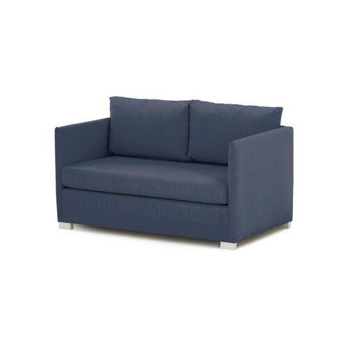 Barrow Sofa Bed Seafoam Blue Velvet In 2020 Sofa Bed Sofa Blue Velvet
