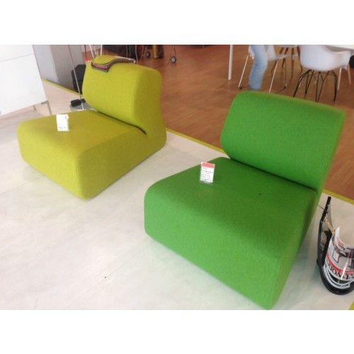 Hugo design fauteuil van Softline