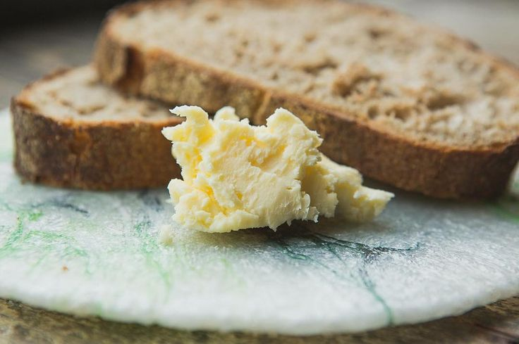 Silo's butter is churned in-house using cream from Downsview Dairy, a family run farm in Ringmer. Pairs perfectly with the restaurant's 48-hour sourdough bread -- made from a mixture of ancient wheat and rye (both milled on-site.)