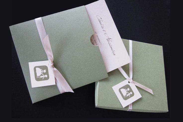 Partecipazioni nozze primaverile, moderno , elegante, originale: joujou