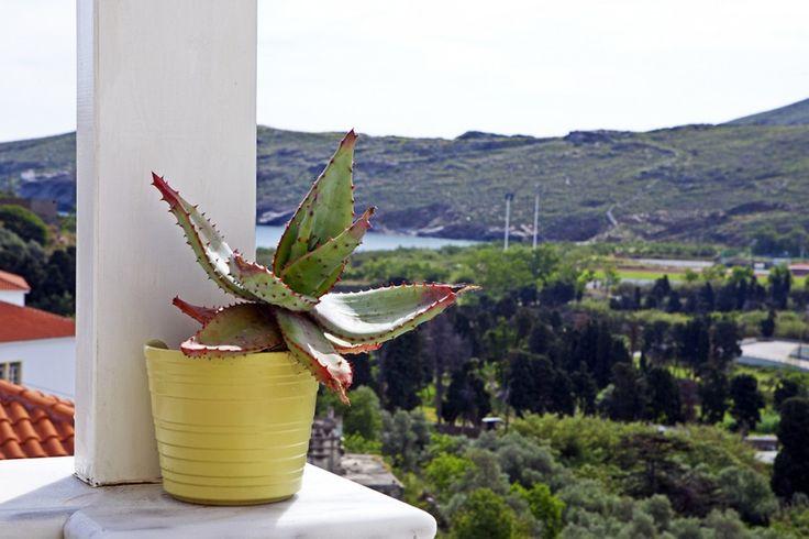 Double Studio Balcony View