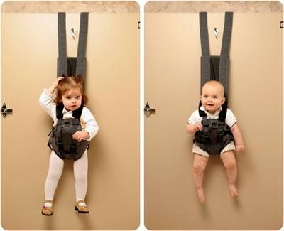 Image result for bathroom stall baby holder