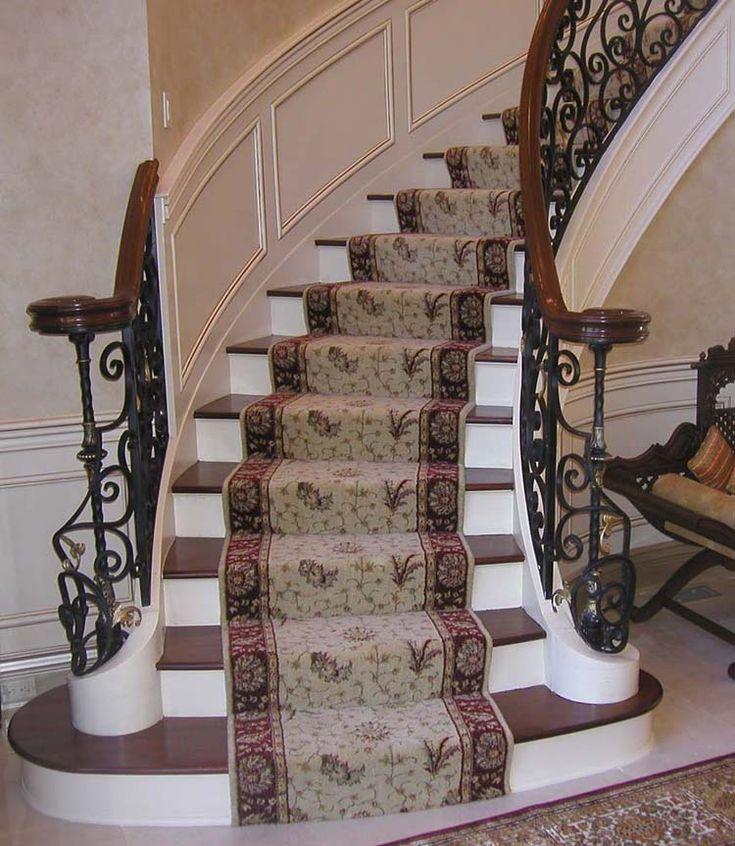 Best 25 Striped Carpet Stairs Ideas On Pinterest