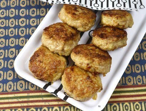 Kycklingbiffar med mozzarella
