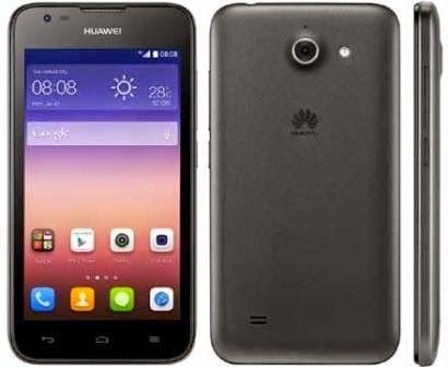 Huawei rilis Ascend Y550, harga dibawah 2 juta-an dengan prosesor 64-bit
