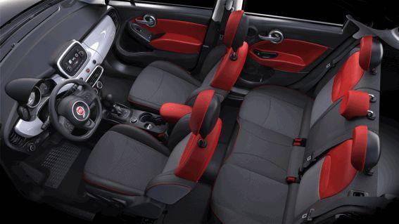 Fiat Interior