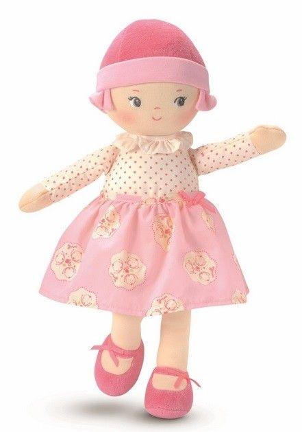 Corolle Lalka Babi Lili Pink Cotton Flower
