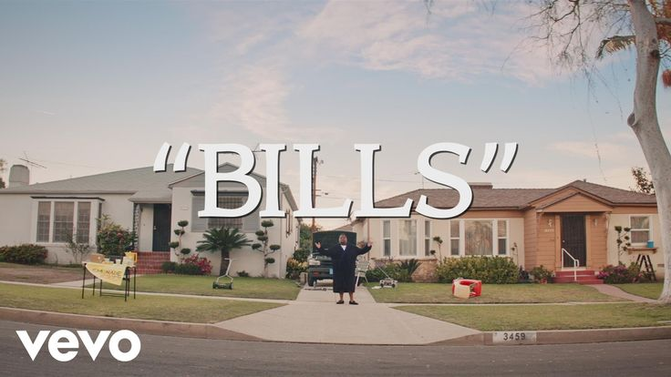 30-LunchMoney Lewis - Bills (Official Video)