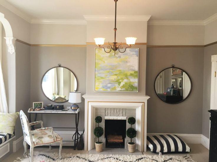 Before U0026 After: Transitional Online Interior Designer Bedroom