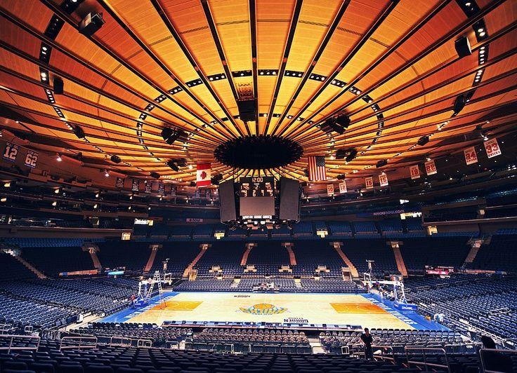 Madison Square Garden New York Knicksmadison
