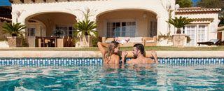 Boek vakantiehuizen, vakantiewoningen & appartementen online   Interhome