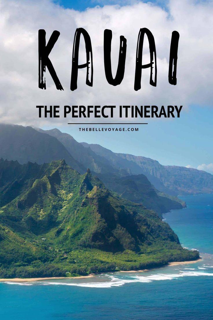 Things to Do in Kauai | Kauai Activities | Kauai Travel Guide and Itinerary | Kauai Hawaii Vacation | What to Do in #kauai | Kauai Accommodation | #hawaii #travel  via @thebellevoyage