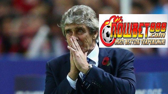 Manajer City Manuel Pellegrini telah sekali lagi terpaksa memberhentikan saran bahwa pelatih Pep Guardiola diatur untuk menggantikan dia di akhir Musim ini.