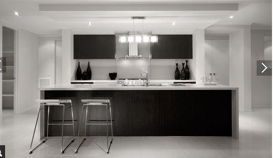 White Amp Charcoal Kitchen My Kitchen Pinterest