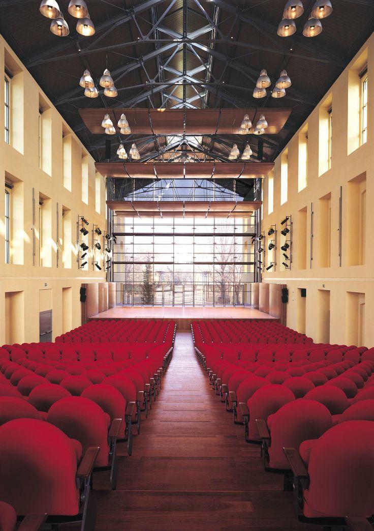 Auditorium paganini uno zuccherificio diventato casa for I migliori siti di piano casa
