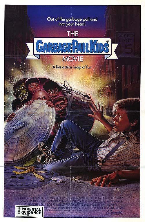 The Garbage Pail Kids Movie (1987) Stars: Anthony Newley, Mackenzie Astin, Phil Fondacaro, Katie Barberi, Ron MacLachlan ~ Director: Rod Amateau (Nominated for 3 Razzie Awards and 1 Stinkers Bad Movie Award)